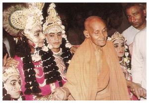 Radha Baba in Krishna Leela