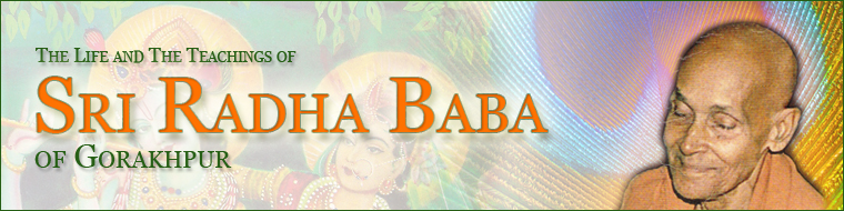 download books and audio of radha baba of gorakhpur   Radha Baba of
